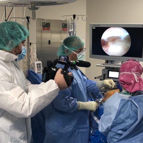 Gemstone Media Video of Surgical Procedure