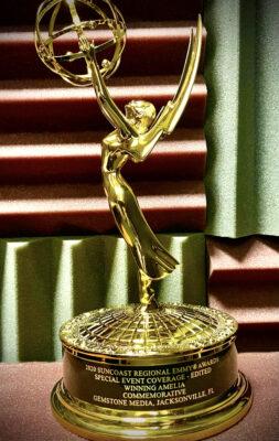 Gemstone Media Emmy Award